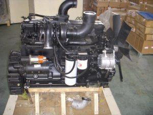 Двигатель 6TAA-8304