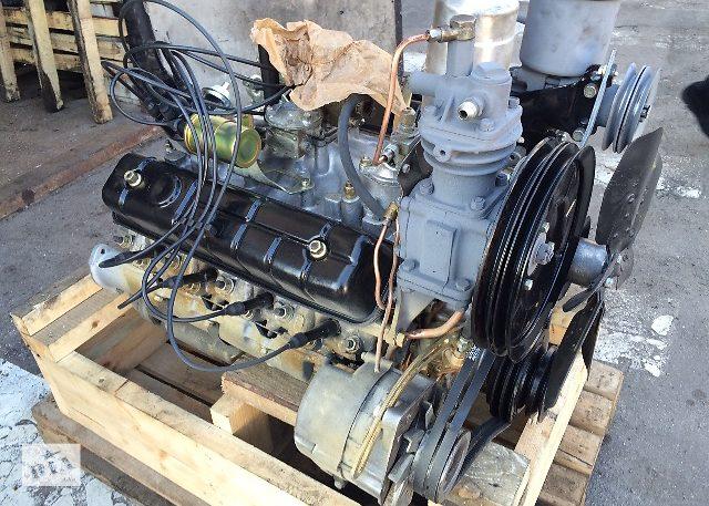 Двигатель ГАЗ 53,66 (новый с хранения)