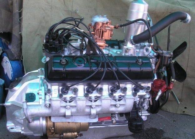 Двигатель от ГАЗ-53