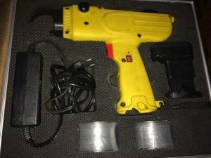 Электрический пистолет для вязки арматуры