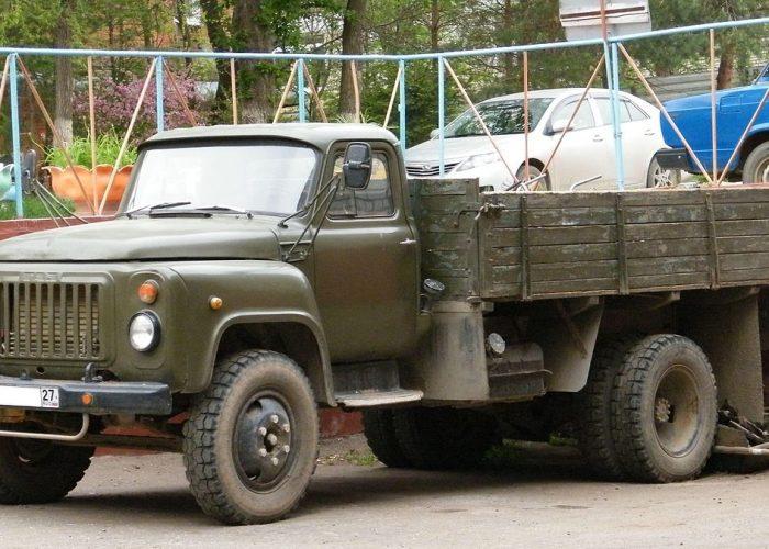 ГАЗ-53 - фото