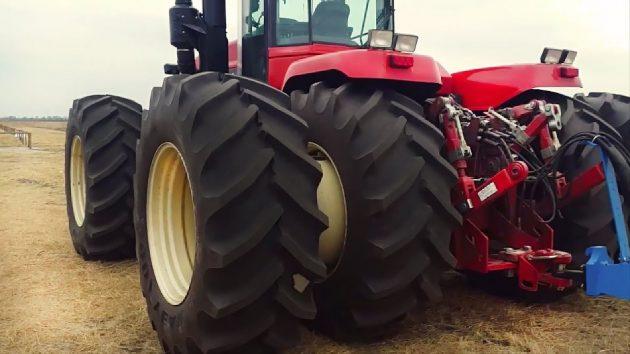 Ходовая часть трактора Versatile 2375