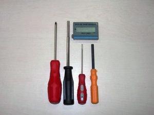 Инструменты для регулировка карбюратора