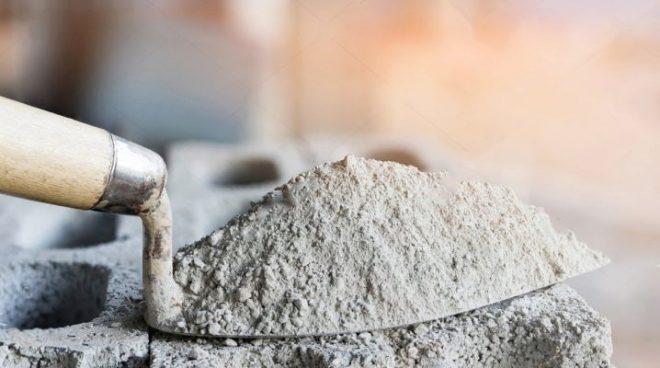 Из чего сделан цемент