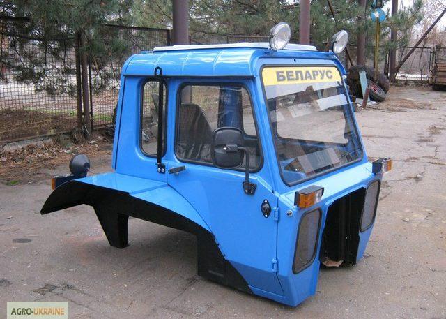 Кабина МТЗ-80