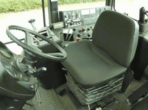 Кабина трактора МТЗ-3022
