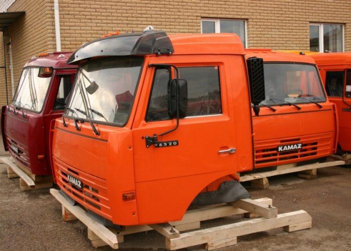 Кабины КАМАЗ 6520