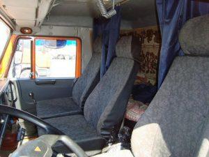 КамАЗ 53229 - салон