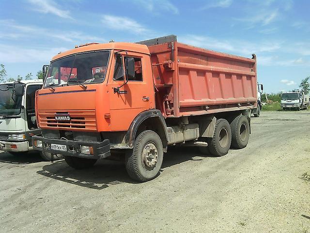 КамАЗа 53229