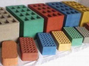 Колеровочные бетоны