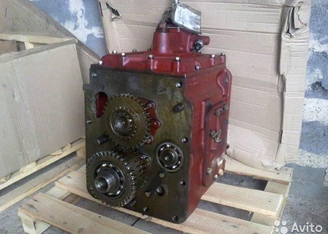 Коробка передач кпп трактора мтз-80