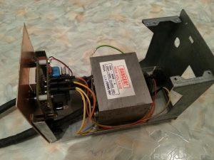 Корпус устройства для точечной сварки