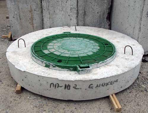 Люки для канализационных колодцев