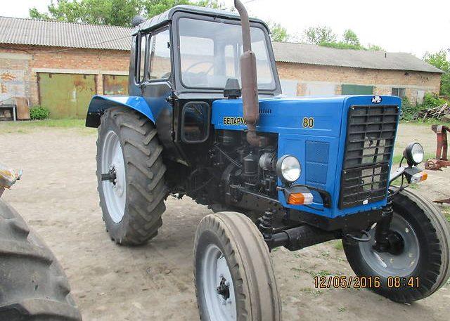 МТЗ 80 Беларус 1991