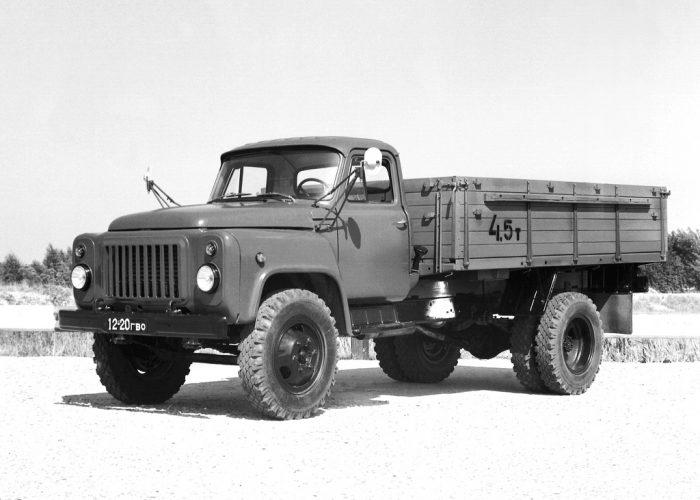 Обзор модели ГАЗ 53