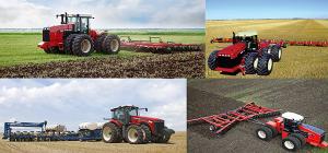 Применение трактора Versatile