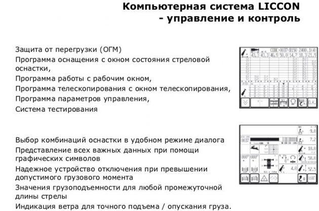 Программа LICCON
