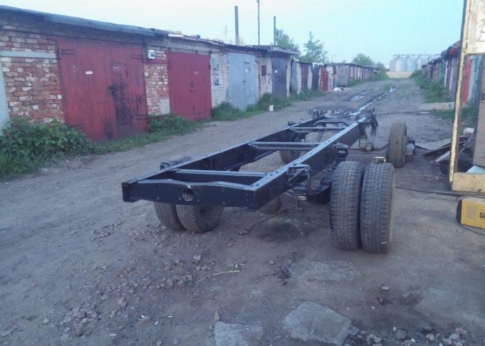 Рама ГАЗ 53