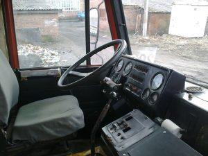 Салон МАЗ-5551