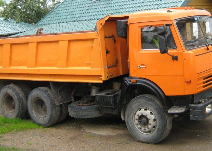 Самосвал КамАЗ 53229