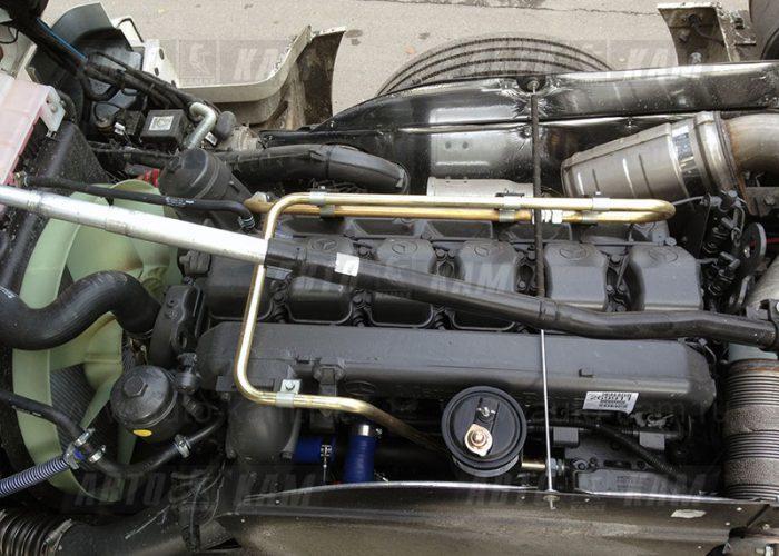 Седельный тягач КАМАЗ-5490-008