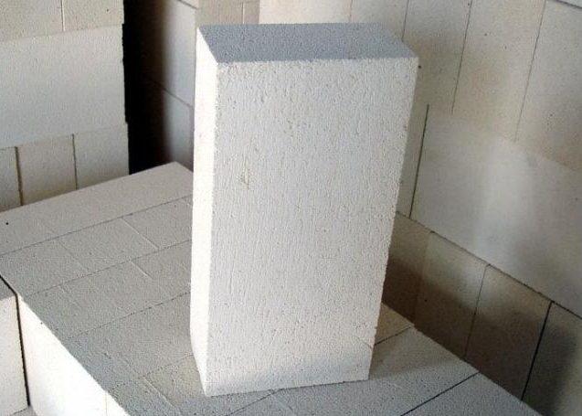 Стандартный силикатный кирпич