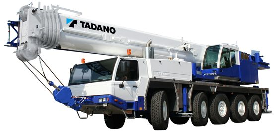 Tadano ATF 110G-5