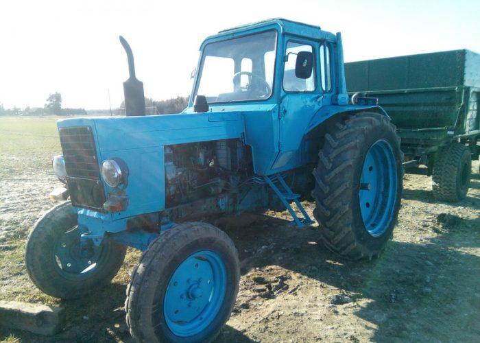 Трактор MTZ 80,50 1991