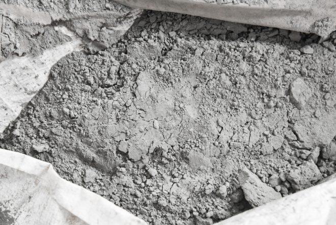 Удельный вес цемента