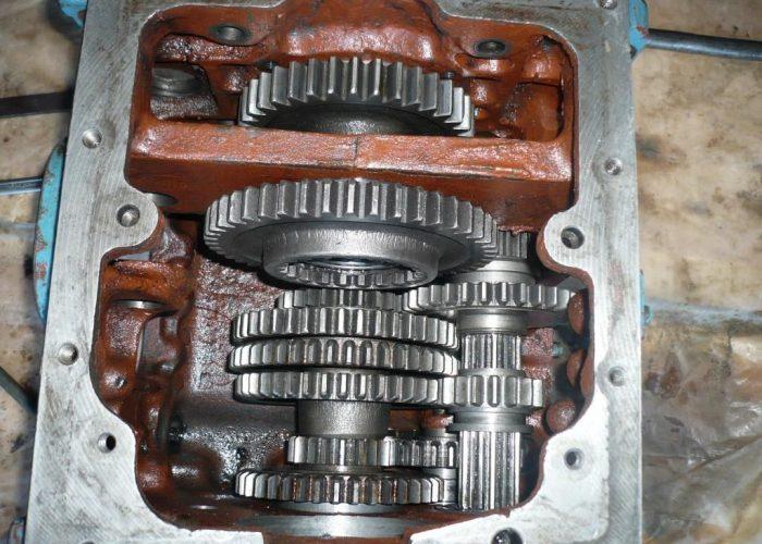 Устройство, принцип работы и ремонт коробки переключения передач (КПП) МТЗ- 80