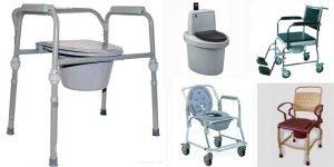 Виды биотуалетов для инвалидов