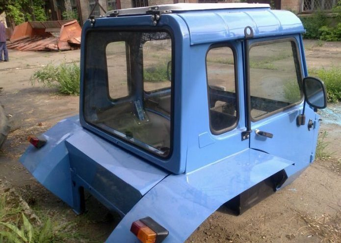 кабина трактора мтз 80 фото