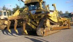 Аренда бульдозера Cat D7R