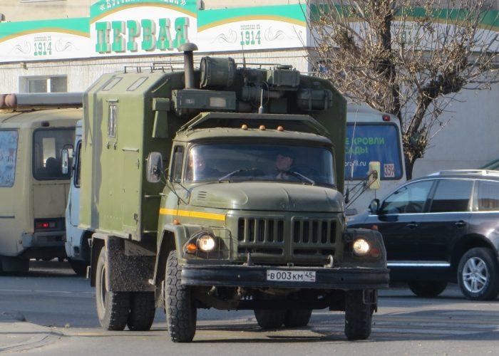 Аварийно-ремонтная машина ЗИЛ-431410