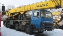 Автокран 25 т