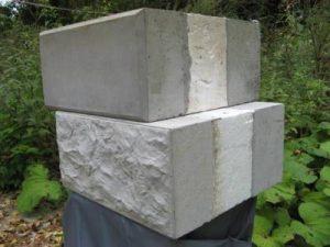 Бетон-пенополистирол-бетон