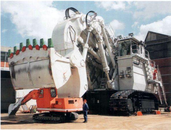 Bucyrus RH 400