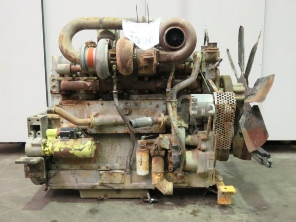 Двигатель Cummins KTTA 19-C