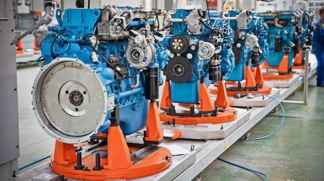Дизельные двигатели ЯМЗ-530