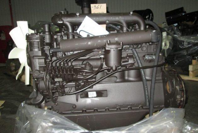 Двигатель Д-260.14