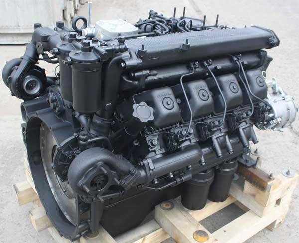 Двигатель КАМАЗ 740.51-240
