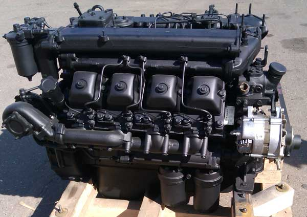 Двигатель КамАЗ 5350
