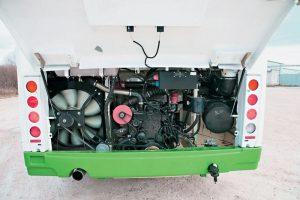 Двигатель ЛиАЗ-5256