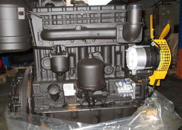 Двигатель ММЗ Д-245С