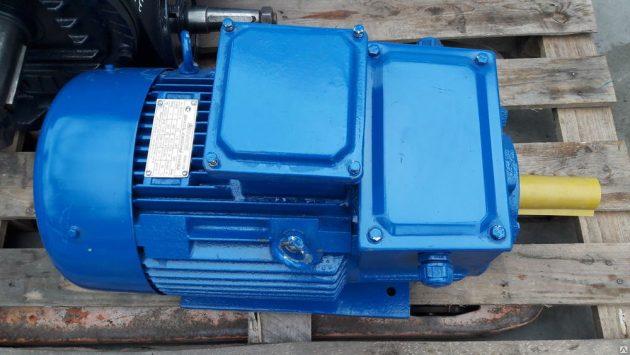 Двигатель MTF-211-6