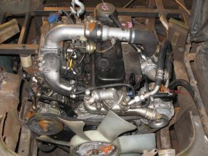 Двигатель QD32T