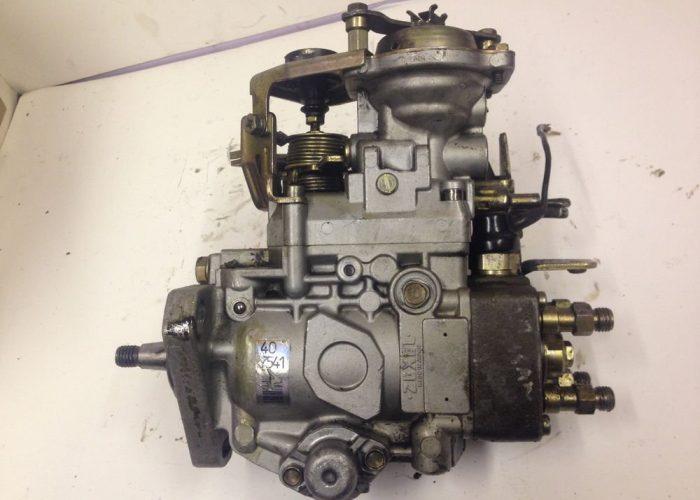 Двигатель TD27T1