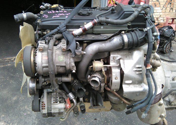 Двигатель TD27T2