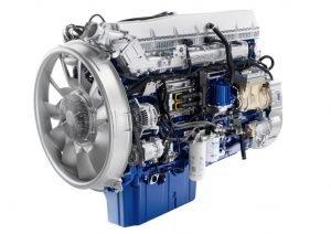 Двигатель Volvo FN16