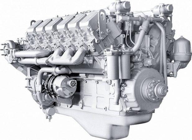 Двигатель ЯМЗ-240 НМ2
